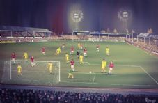Walsall v Liverpool -  Milk Cup 20'' x 30'' Box Canvas Print